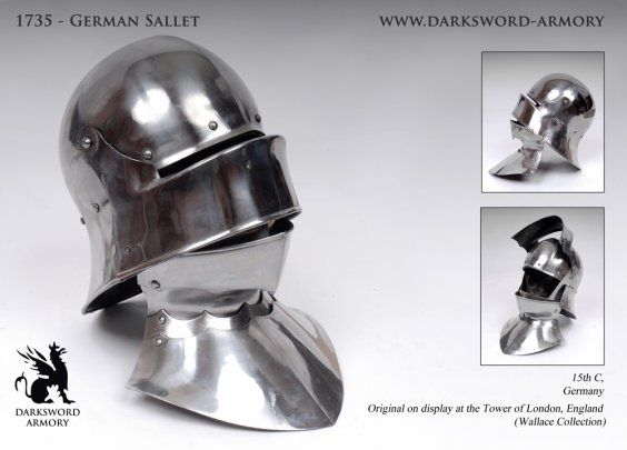 German Sallet (#1735)
