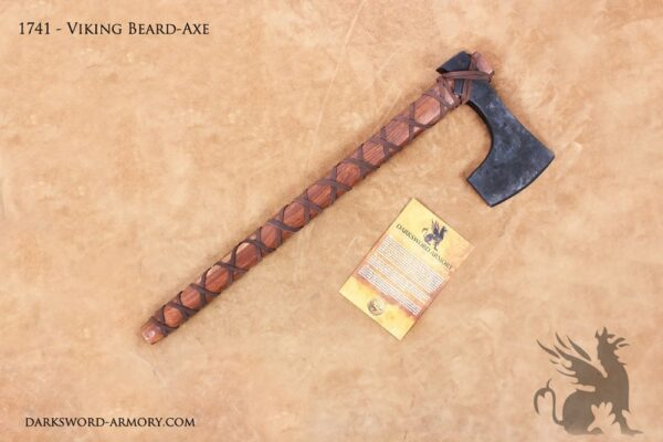 Viking Beard Axe (#1741)