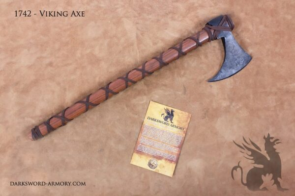 Viking Axe (#1742)