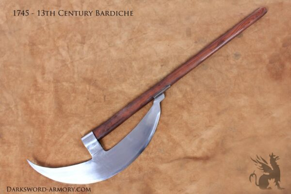 13th Century Bardiche (#1745)