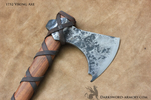 Gotland Viking Axe (#1752)-2