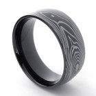 Damascus Pattern Ring (4007) 3