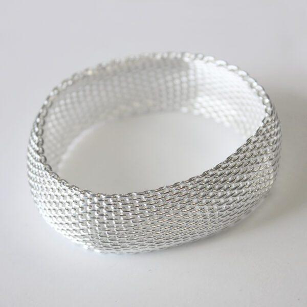 Chain Mail Bracelet (#4011)