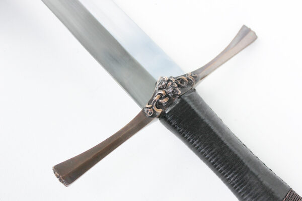 The Marquis Late Medieval Sword (#2201)