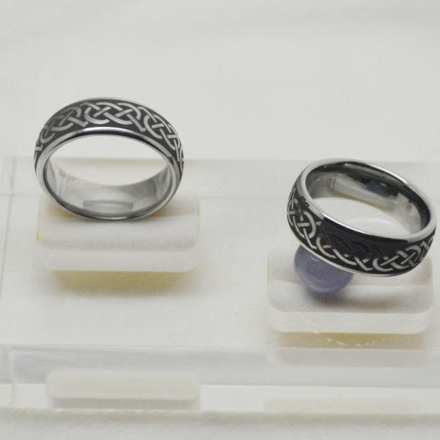 Celtic Knot Ring (#4012) - Darksword Armory