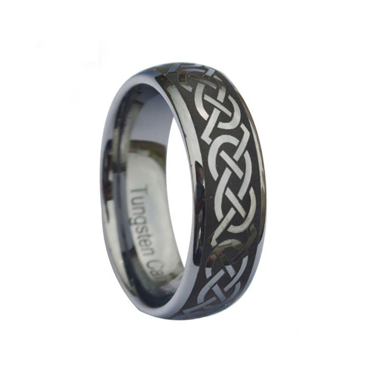 weapon hemming medieval jewelry rings armory darksword ring knot viking celtic