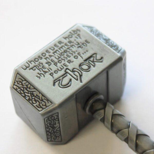 Thor Hammer Keychain (#5007)