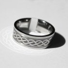 Celtic Ring (#4013) 2