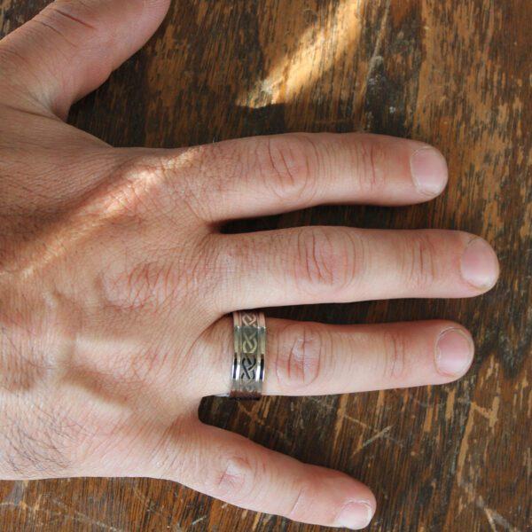 Celtic Ring (#4013)