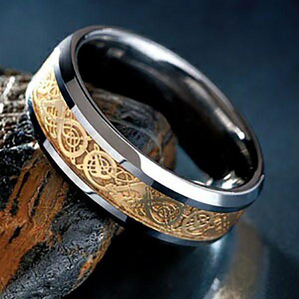 Eira Viking Ring 4006 Darksword Armory