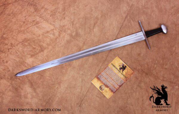 Type XII HEMA Sword ( #1701)