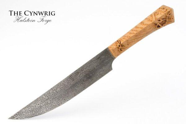 1904-hand-made-damascus-steel-blades-cynwrig