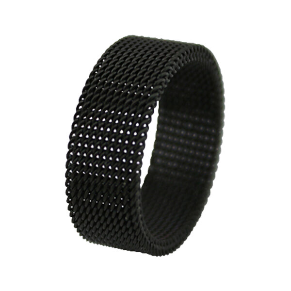 black-chain-mail-ring