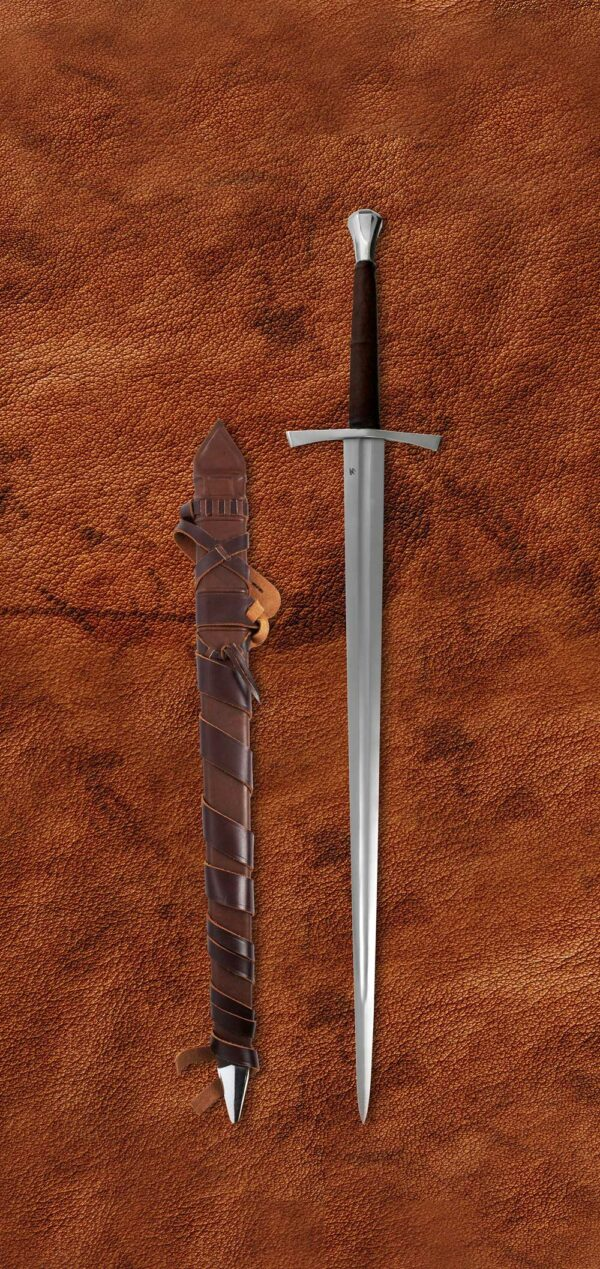 15th-century-hand-and-a-half-sword-1537-scabbard