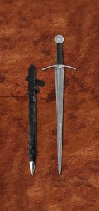 damascus-medieval-knight-sword-1600-scabbard