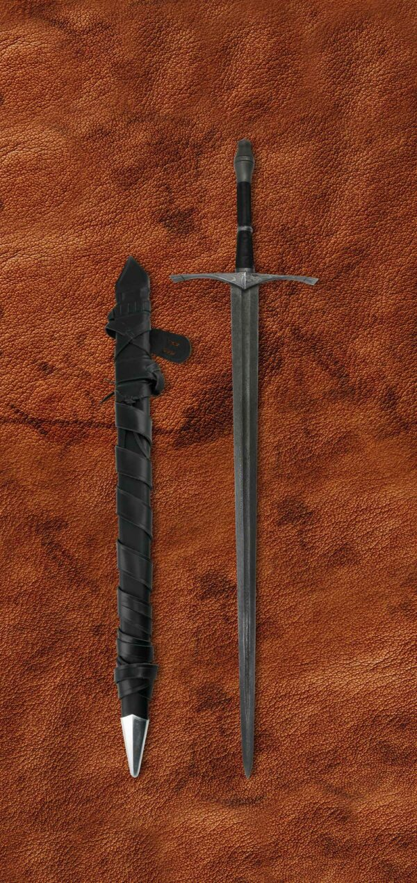 damascus-ranger-lord-of-the-rings-sword-1606-scabbard