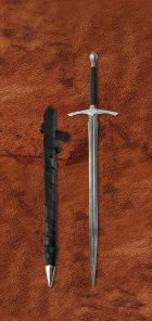 damascus-sage-elite-lord-of-the-rings-sword-1611-scabbard