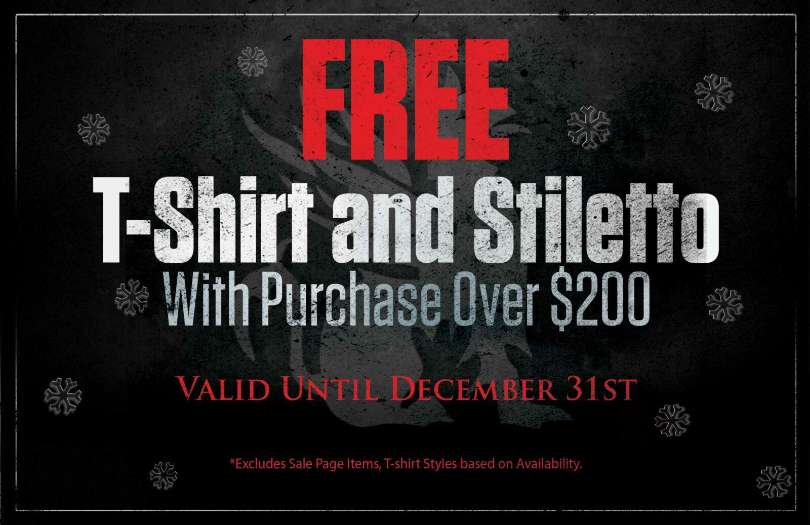 free-tshirt-stiletto-promo