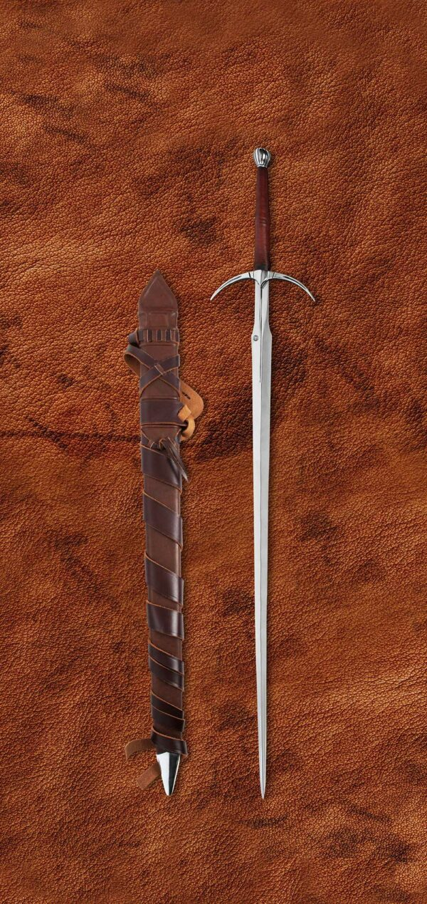 the-two-handed-danish-medieval-sword-1352-scabbard