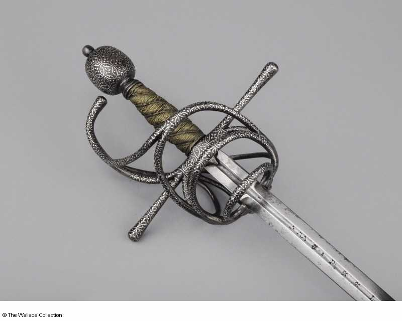 museum-antique-rapier-swords
