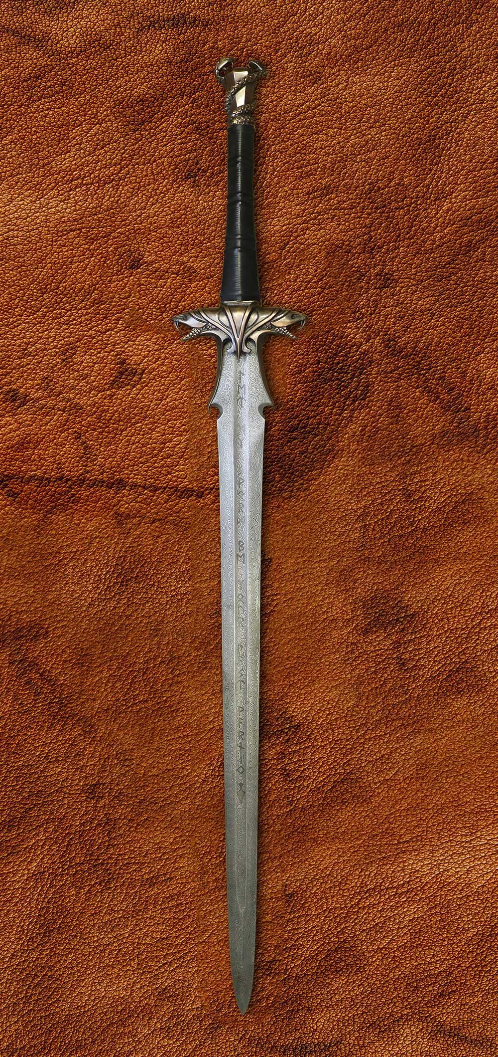 The Warmonger Sword Elite Series 1616 Darksword Armory