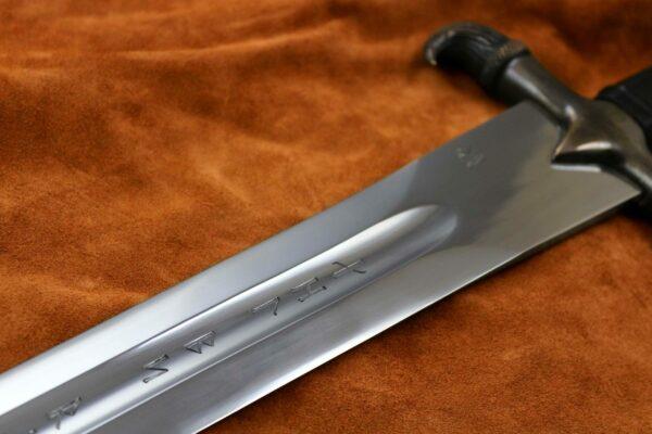 erland-sword-medieval-sweapon-1547-blade-polishing