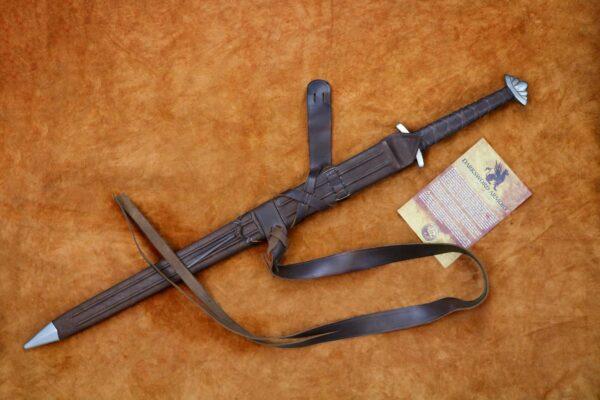 the-gaurdlan-two-handed-viking-sword-medieval-weapon-1342-certificate