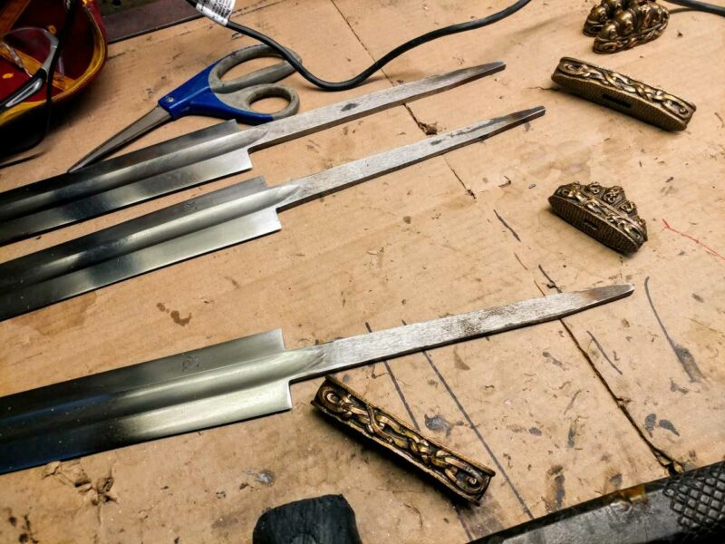 new-oslo-sword-1308-viking-bare-blade-full-tang-medieval-weapon