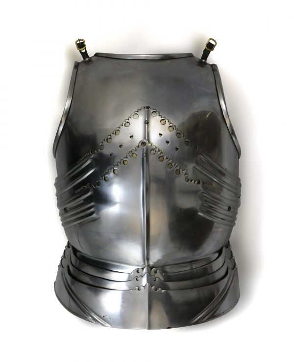 medieval-armor-breast-chest-plate-mild-steel