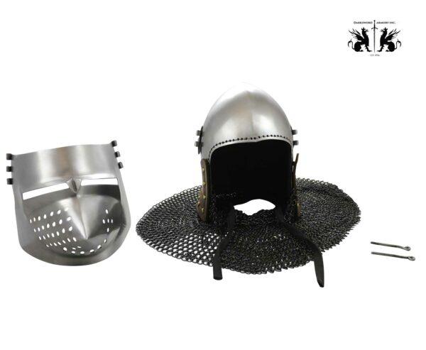 wallace-pigface-bascinet-medieval-armor-helmet-1748-4