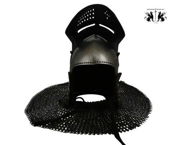 wallace-pigface-bascinet-medieval-armor-helmet-1748