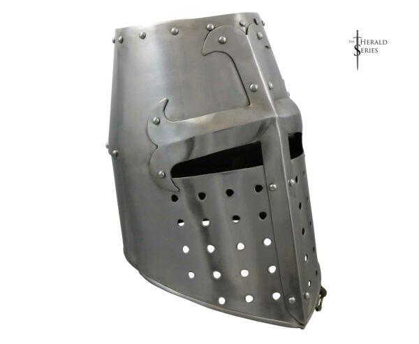 12th-c.-great-helm-2012-medieval-armor-helmet-herald-series