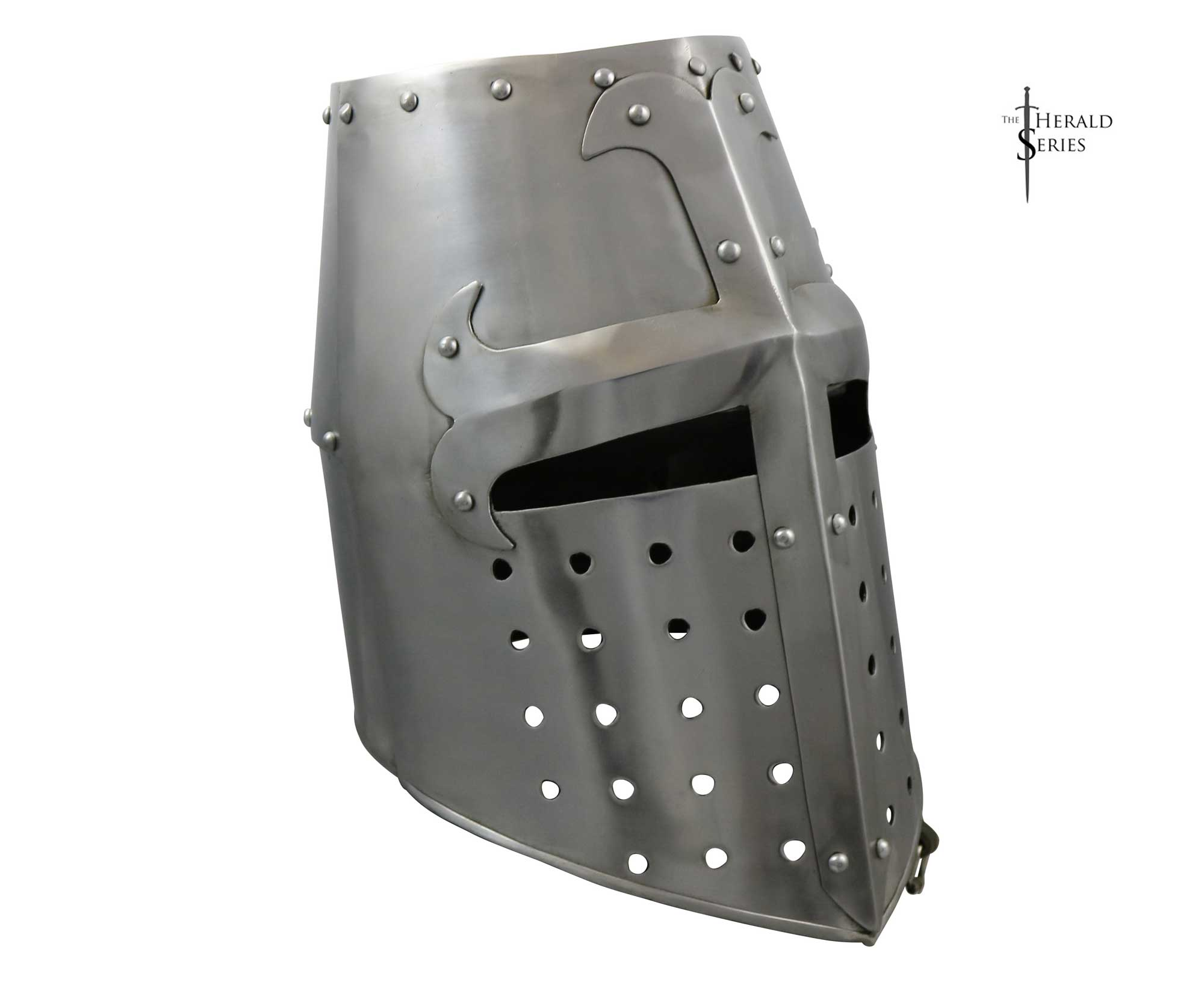 12th C  Great Helm (#2012)