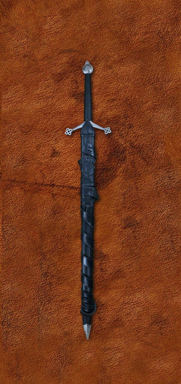 damascus-claymore-scottish-sword-medieval-weapon-elite-series-in-scabbard-