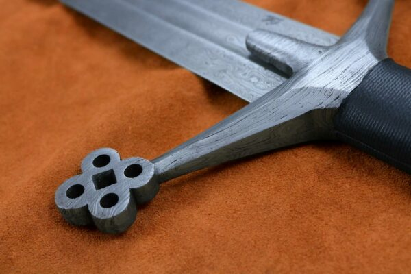 damascus-steel-scottish-claymore-sword-medieval-weapon-elite-series-1619-4