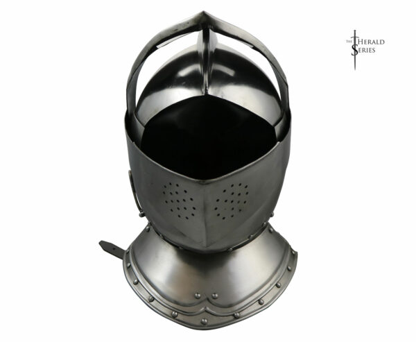 the-armet-medieval-armor-helm-herald-series-2013-3