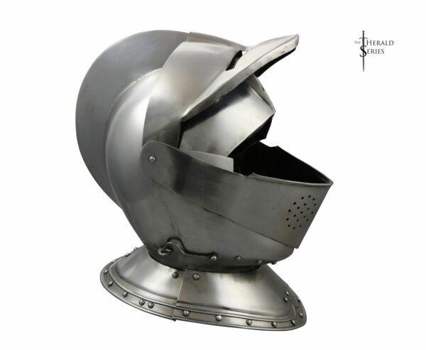 the-armet-medieval-armor-helm-herald-series-2013-4