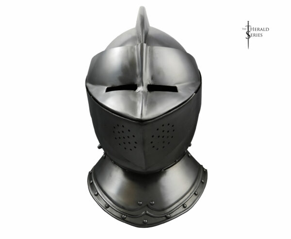 the-armet-medieval-armor-helm-herald-series-2013