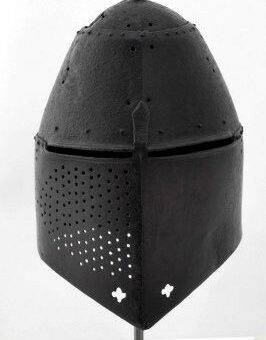 templar-helmet-antique-museum-artifact-historical-reproduction