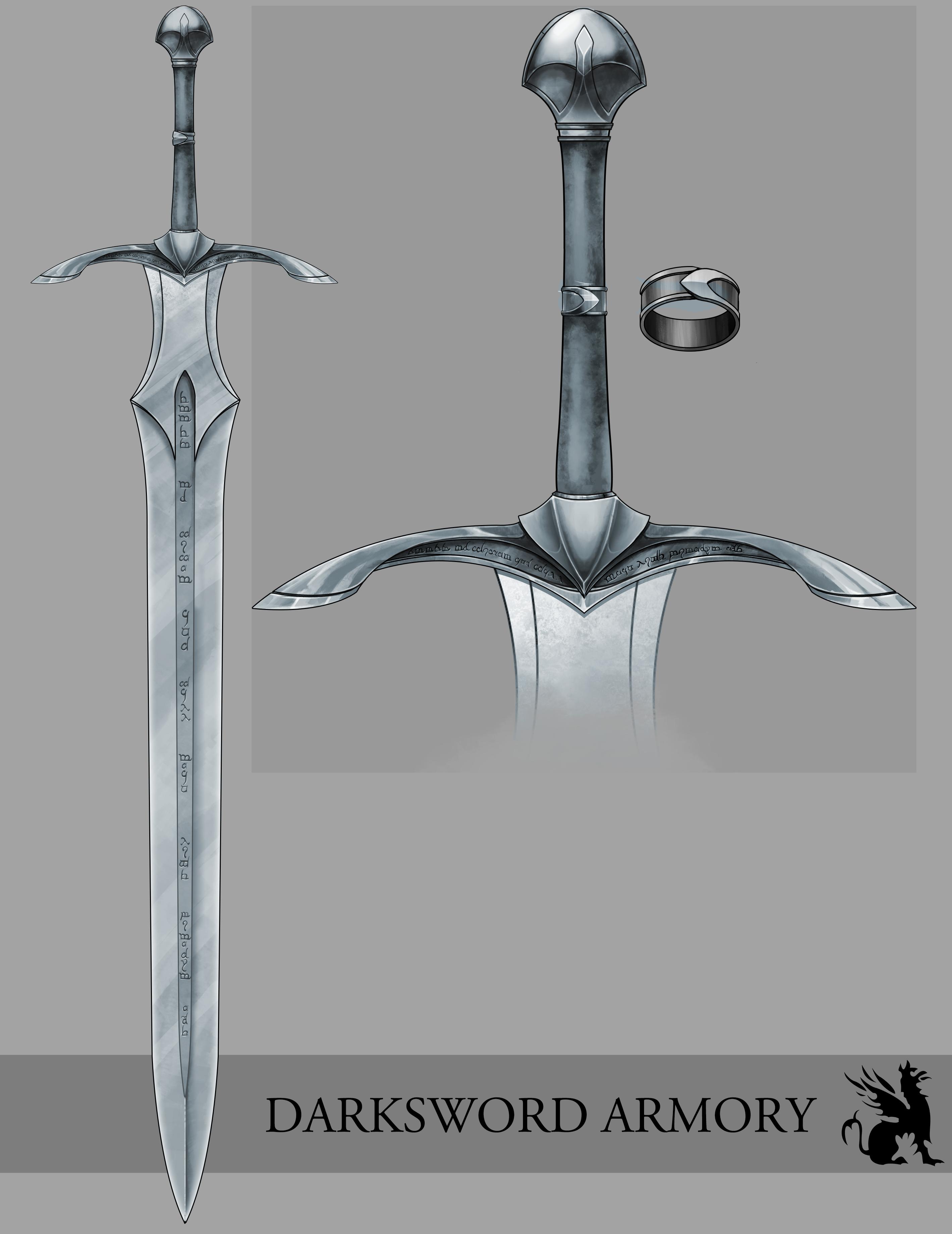 Beleriand-Dialect-inscription-sword-medieval-fantasy-darksword-armory