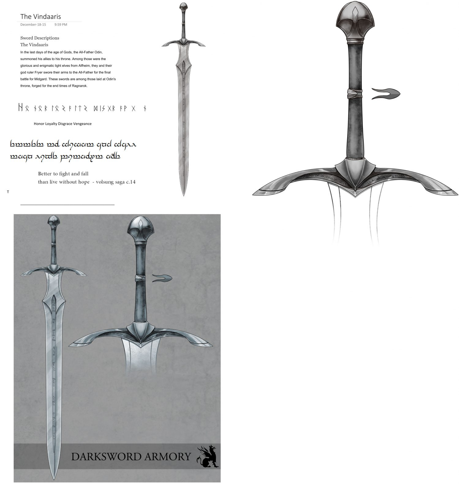 The-Vindaaris-Sword