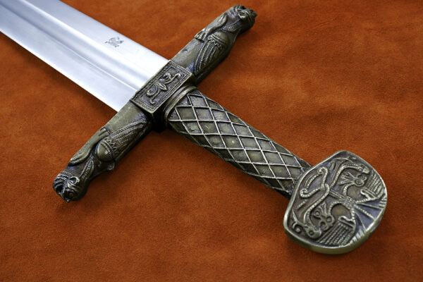 charlemagne-sword-medieval-weapon-darksword-armory