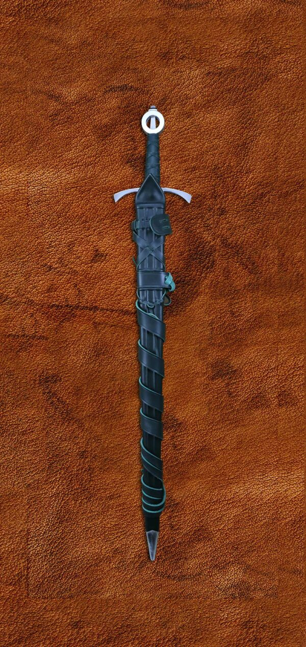 irish-sword-1375-medieval-weapon-darksword-armory-one-handed-sword-in-scabbard