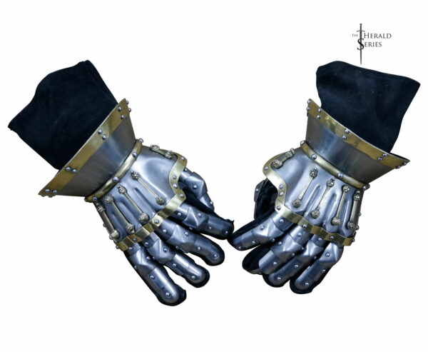 black-prince-medieval-gauntlets-armor-brass-mild-steel