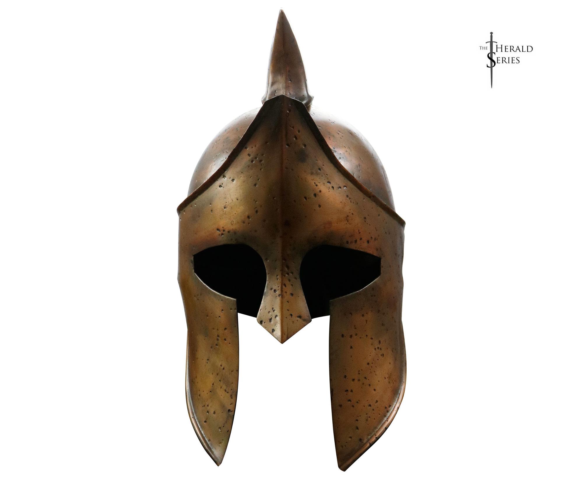 GREEK SPARTAN 300 HELMET Halloween Collectible Medieval Armour KING LEONIDAS