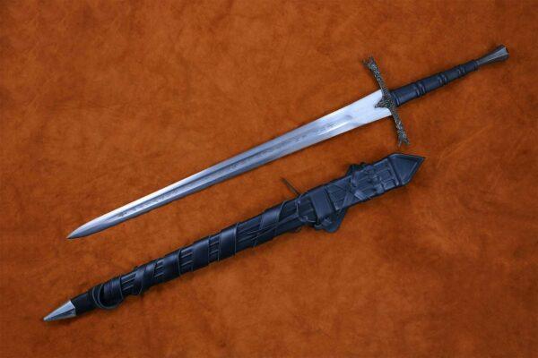 eindride-folded-steel-sword-medieval-sword-wolf-sword-medieval-weapon-darksword-armory-1