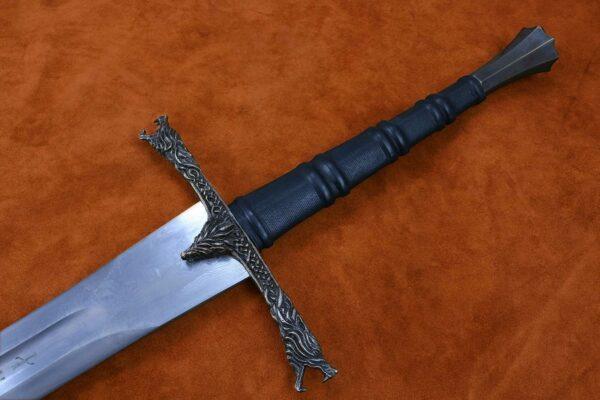 eindride-folded-steel-sword-medieval-sword-wolf-sword-medieval-weapon-darksword-armory-2