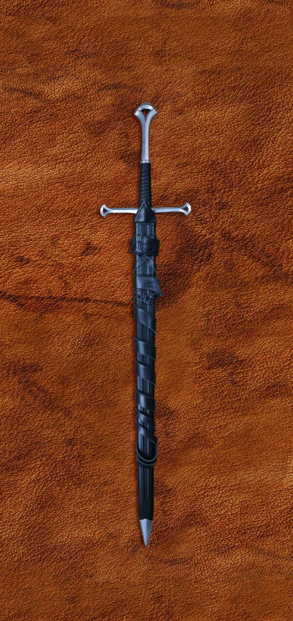 folded-steel-anduril-sword-lotr-lord-of-the-rings-1
