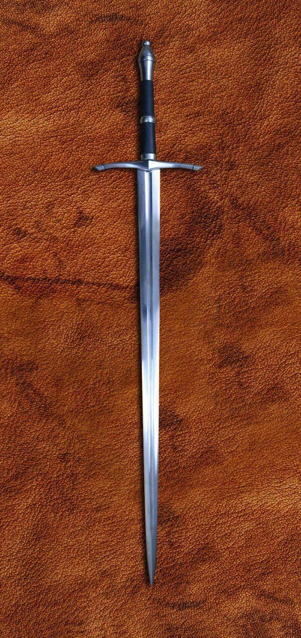 folded-steel-ranger-sword-medieval-weapon-darksword-armory