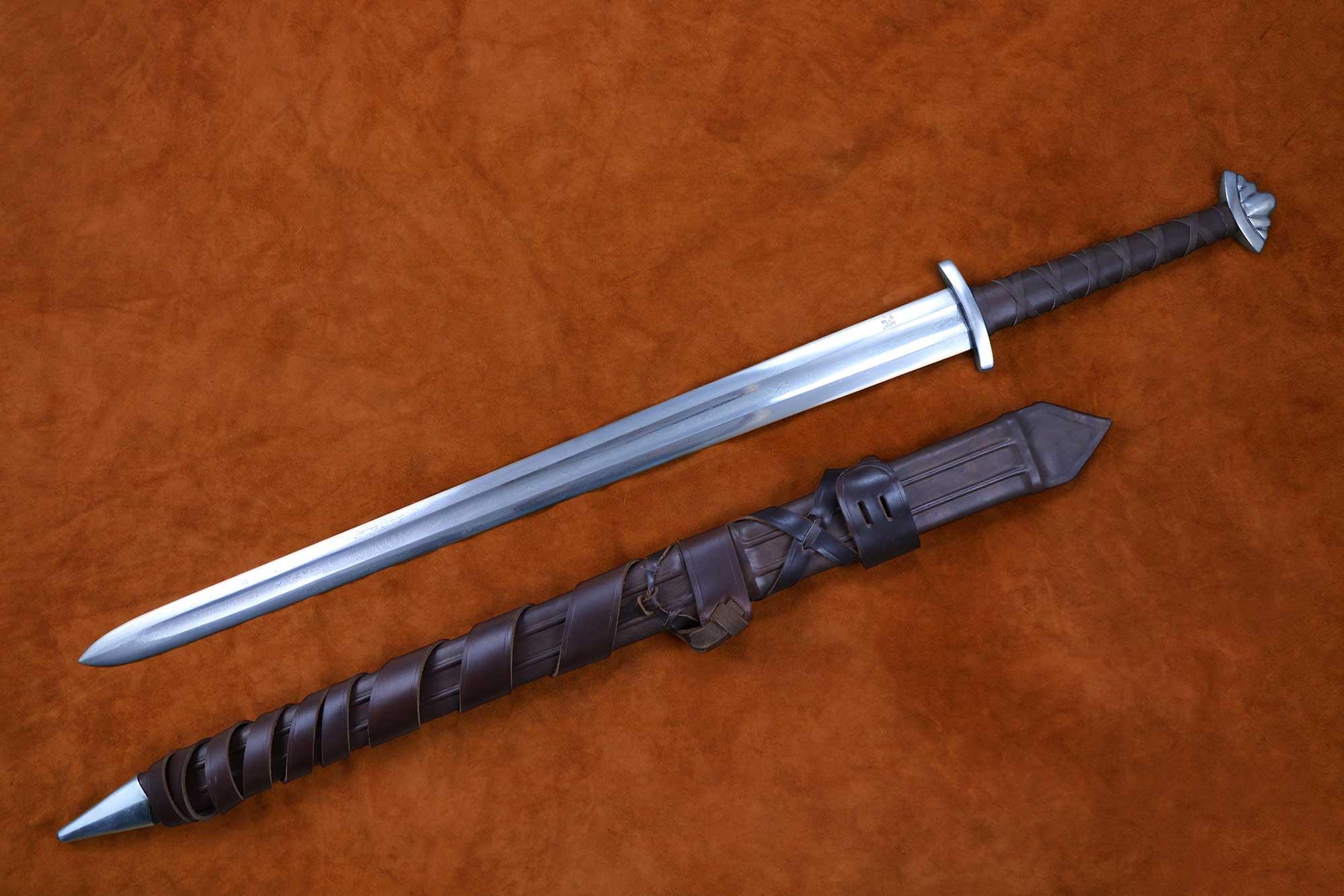 Viking Lord Shield /& Sword
